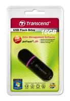 Флеш Диск Transcend 16Gb Jetflash 300 TS16GJF300 USB2.0 черный
