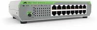 Коммутатор Allied Telesis AT-FS710/16-50 16x100Mb неуправляемый