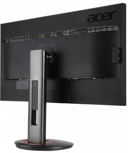 "Монитор Acer 27"" Gaming XF270HAbmidprzx черный TN LED 1ms 16:9 DVI HDMI M/M матовая HAS 1000000:1 400cd 170гр/160гр 1920x1080 DisplayPort FHD USB 4.6кг"