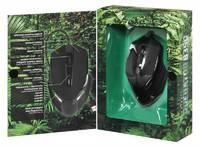Мышь Oklick 835G PREDATOR черный оптическая USB игровая (5but)