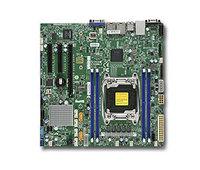 Материнская Плата SuperMicro MBD-X10SRM-F-O Soc-2011 iC612 mATX 4xDDR4 10xSATA3 SATA RAID iI350 2хGgbEth Ret