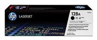Тонер Картридж HP 128A CE320A черный (2000стр.) для HP CM1415/CP1525