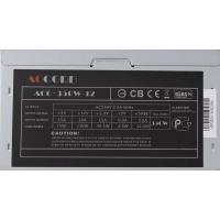 Блок питания Accord ATX 350W ACC-350W-12 (24+4pin) 120mm fan 4xSATA