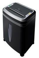 Шредер Office Kit S145 (секр.P-5)/фрагменты/8лист./20лтр./скрепки/скобы/пл.карты/CD