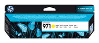 Картридж струйный HP 971 CN624AE желтый (2500стр.) для HP OJ Pro X476dw/X576dw/X451dw/X551dw