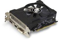 Видеокарта PowerColor PCI-E AXRX 550 2GBD5-DHA/OC AMD Radeon RX 550 2048Mb 128bit GDDR5 1190/6000 DVIx1/HDMIx1/DPx1/HDCP Ret