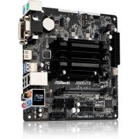 Материнская плата Asrock J5005-ITX 2xDDR4 mini-ITX AC`97 8ch(7.1) GbLAN+VGA+DVI+HDMI