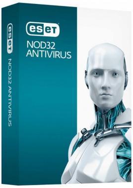 Программное Обеспечение Eset NOD32 Антивирус 1PC 1Y Box (NOD32-ENA-NS(ABOX)-1-1)