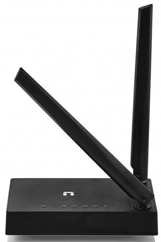 Роутер беспроводной Netis N4 AC1200 10/100BASE-TX/Wi-Fi черный