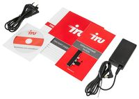 """Моноблок IRU Office S1910 19.5"""" HD+ Cel N3160 (1.6)/4Gb/SSD120Gb/HDG400/CR/Free DOS/GbitEth/WiFi/BT/65W/Cam/черный 1600x900"""