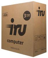 ПК IRU Office 110 MT Cel J1800 (2.41)/2Gb/500Gb 7.2k/HDG/Free DOS/GbitEth/400W/черный