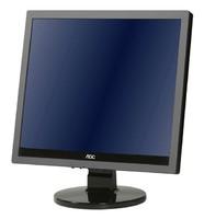 """Монитор AOC 17"""" e719sda(00/01) серебристый TN+film LED 5:4 DVI M/M матовая 250cd 1280x1024 D-Sub HD READY"""