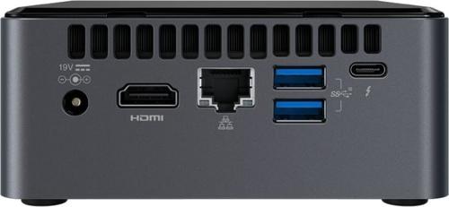 Платформа Intel NUC Original BOXNUC8i7BEH2 4.5GHz 2xDDR4