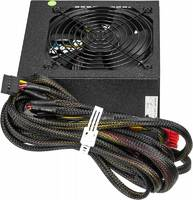 Блок питания Accord ATX 600W ACC-600W-80BR 80+ bronze (24+4+4pin) 120mm fan 6xSATA RTL
