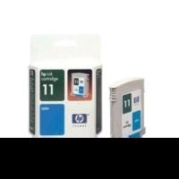 Картридж струйный HP 11 C4836A голубой для HP DJ 2000C/CN/2500C/2200/2250/500/800