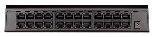 Коммутатор D-Link DES-1024A/E1B 24x100Mb неуправляемый