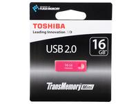 Флеш Диск Toshiba 16Gb TransMemory Enshu THNU16ENSRED(6 USB2.0 красный