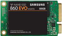 Накопитель SSD Samsung SATA III 500Gb MZ-M6E500BW 860 EVO mSATA