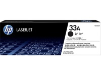 Тонер Картридж HP 33A CF233A черный (2300стр.) для HP LJ Pro M106/M134