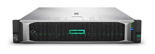 "Сервер HPE ProLiant DL380 Gen10 1x6234 1x32Gb x8 2.5"" S100i 10G 2P 1x800W (P24847-B21)"