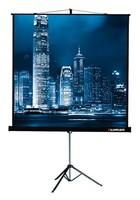 Экран на треноге Lumien 180x180см Master View LMV-100103 1:1 напольный рулонный