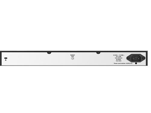 Коммутатор D-Link DGS-1026MP/A1A 24G 24PoE неуправляемый