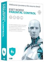 Программное Обеспечение Eset NOD32 Parental Control для всей семьи 1Y (NOD32-EPC-NS(BOX)-1-1)