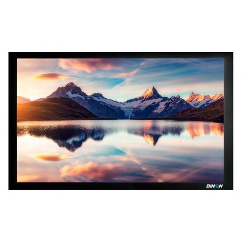 Экран на раме Cactus 135x240см FrameExpert CS-PSFRE-240X135 16:9 настенный натяжной