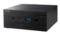 Неттоп Asus PN62-BB5004MD i5 10210U (1.6)/UHDG/noOS/GbitEth/WiFi/BT/65W/черный