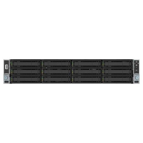"Сервер Dell PowerEdge R340 1xE-2224 1x16Gb x4 1x1Tb 7.2K 3.5"" SATA RW H330 iD9En 1G 2P 1x550W 3Y NBD Rails (PER340RU1)"