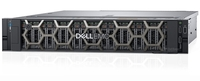 "Сервер Dell PowerEdge R740 2x4210R 24x32Gb x16 4x1.2Tb 10K 2.5"" SAS H730p+ LP iD9En 5720 4P 2x750W 3Y PNBD Conf 3 Rails CMA (PER740RU2-02)"