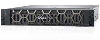 "Сервер Dell PowerEdge R740 2x6246R 24x64Gb x16 2.5"" H740p LP iD9En 5720 4P 2x1100W 3Y PNBD Conf 5 Rails CMA (PER740RU3-29)"