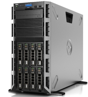 "Сервер Dell PowerEdge T330 1xG4500 1x24Gb 2RUD x8 1x1Tb 7.2K 3.5"" SATA RW H730 iD8 Basic 1G 2Р 2x495W 3Y PNBD_4HMC RAM 1x16Gb+1x8Gb (210-AFFQ-46)"