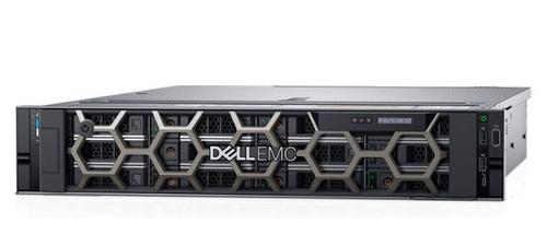 """Сервер Dell PowerEdge R740 2x6134 2x32Gb x16 2x2.4Tb 10K 2.5"""" SAS H730p+ LP iD9En 5720 4P 2x1100W 3Y PNBD Conf 5 (210-AKXJ-238)"""