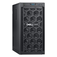 "Сервер Dell PowerEdge T140 1xE-2224 1x8Gb 1RUD x4 1x1Tb 7.2K 3.5"" SATA RW iD9Ex 1G 2P 1x365W 3Y NBD (PET140RU1)"