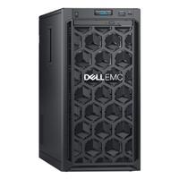 "Сервер Dell PowerEdge T140 1xE-2224 1x8Gb 1RUD x4 1x1Tb 7.2K 3.5"" SATA RW iD9Ex 1G 2P 1x365W 3Y NBD (PET140RU1)"