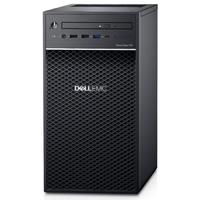 "Сервер Dell PowerEdge T40 1xE-2224G 1x16Gb 1RUD x3 1x1Tb 7.2K 3.5"" SATA RW 1G 1P 1x290W 1Y NBD (210-ASHD-03)"