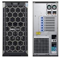 """Сервер Dell PowerEdge T440 2x4114 4x16Gb 2RRD x16 2.5"""" RW H730p FP iD9En 1G 2P 2x495W 3Y NBD (T440-5218-03)"""