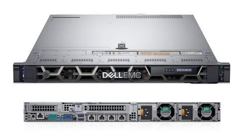 "Сервер Dell PowerEdge R640 1x4114 x8 2.5"" H730p mc iD9En i350 QP 1x750W 3Y PNBD Conf4, 2x16 LP (R640-3370-3)"