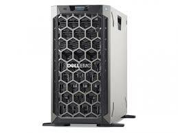"""Сервер Dell PowerEdge T440 1x4210R 1x32Gb 2RRD x16 1x1.2Tb 10K 2.5"""" SATA RW H730p iD9En 1G 2P 2x495W 3Y NBD (PET440RU2)"""