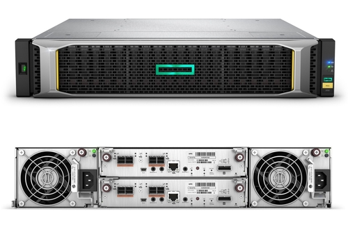 Система хранения HPE MSA 2050 x24 2.5 SAS 2x ES SAS DC (Q1J29B)