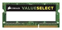 Память DDR3 4Gb 1600MHz Corsair CMSO4GX3M1A1600C11 RTL PC3-12800 CL11 SO-DIMM 204-pin 1.5В