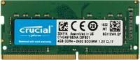 Память DDR4 4Gb 2400MHz Crucial CT4G4SFS824A RTL PC4-19200 CL17 SO-DIMM 260-pin 1.2В single rank