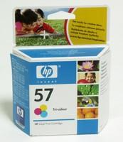 Картридж струйный HP 57 C6657AE многоцветный (500стр.) для HP DJ5550/450/PS 100/130/230/7150/7350/7550