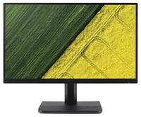"""Монитор Acer 23.8"""" ET241Ybd черный IPS LED 4ms 16:9 DVI матовая 1000:1 250cd 178гр/178гр 1920x1080 D-Sub FHD 4кг"""