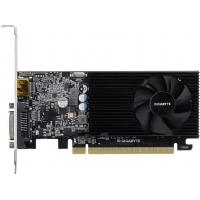 Видеокарта Gigabyte PCI-E GV-N1030D4-2GL nVidia GeForce GT 1030 2048Mb 64bit DDR4 1177/2100 DVIx1/HDMIx1/HDCP Ret low profile