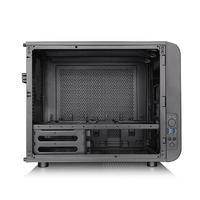 Корпус Thermaltake Core V21 черный без БП mATX 11x120mm 7x140mm 1x200mm 2xUSB3.0 audio bott PSU