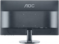 "Монитор AOC 24"" Value Line e2460sd2(00/01) черный TN LED 1ms 16:9 DVI матовая 250cd 1920x1080 D-Sub FHD 4.64кг"