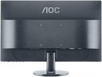 "Монитор AOC 24"" Value Line e2460sd2(00/01) черный TN LED 1ms 16:9 DVI матовая 250cd 1920x1080 D-Sub FHD 4.64кг"