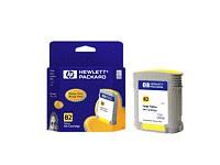 Картридж струйный HP 82 C4913A желтый (69мл) для HP DJ 500/800